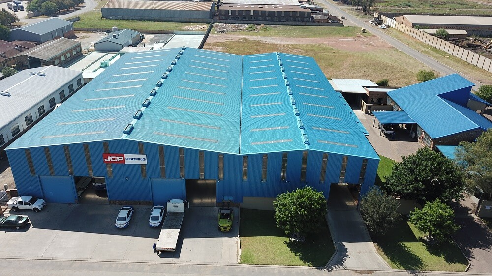 JCP Roofing Project Spotlight